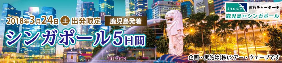 シンガポール5日間[企画/実施:株式会社ツアー・ウェーブ]